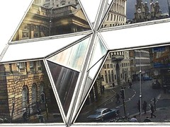 Scouse Reflection (Snapshot_Perception) Tags: liverpool city citycentre reflection window mirror architecture manmade abstract geometric townhall