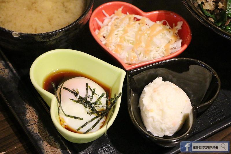 新丼日式丼飯專賣店捷運中山站美食047