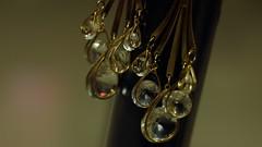 Diamonds aren't women's only best friend !! (kr_swapna) Tags: diamond crystal jewellery earrings gold splendid party
