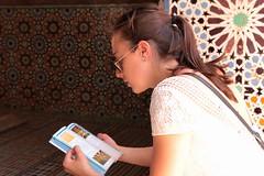2014 07 - Marrakech & Ouzoud Morocco  587 (ikeofspain) Tags: city trip travel holiday hot nature leather dessert waterfall market tea northafrica mint camel morocco heat marrakech souk marrakesh cascada tannery ouzoud littleadventures berbertoad azalil