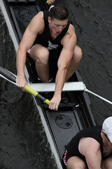 Crew (historygradguy (jobhunting)) Tags: people man men sports water boston river ma person boat athletics sitting candid massachusetts charlesriver newengland row crew sit rowing athletes mass seated headofthecharles rowers headofthecharlesregatta universalhub