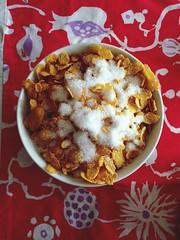 Dolce Domenica :) (Parole in Pentola) Tags: morning food breakfast milk sugar camilla latte goodmorning cereals homesweethome colazione mattina mattino zucchero buongiorno cereali paroleinpentola