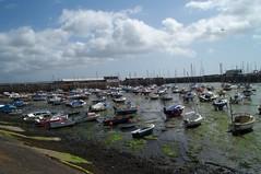 Penzance (René(NL)) Tags: greatbritain haven water boats harbour engeland vessels penzance bootjes vaartuigen
