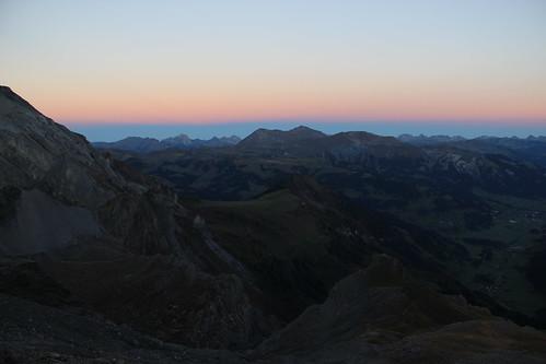 Dawn in the Simmental