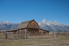 055 20140920 GTNP IMG_8957 (jvlady) Tags: autumn mountains fall grandtetonnationalpark mormonrow moultonbarn