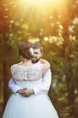 Hillary & Justin || Wedding (chelsearoberson) Tags: autumn wedding fall love canon groom bride couple marriage weddingdress 135mm 6d weddingphotography weddingposes coupleposes chelsearoberson chelsearobersonphotography