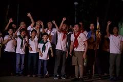 Scouting Activities 2014: Camp Fire Yells & Cheers (St. Francis Cainta) Tags: camping boy girl campfire scouts cheers rizal cheer yell yells scouting cainta calabarzon sfamsc stfranciscainta stfrancisofassisimontessorischoolofcainta