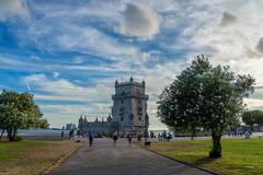 Torre de Belém (juanjofotos) Tags: rio arquitectura agua cielo nubes belém torredebelém nikond800 juanjofotos juanjosales