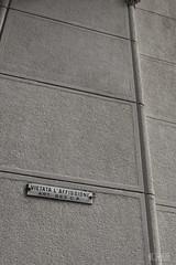 Vietata l'affissione ! (K.rar) Tags: italy wall plaque grey gris italia forbidden affichage mur defense italie interdit affissione afficher vieteta