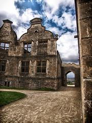 Bolsover Castle (PhilnCaz) Tags: castle eh ruins edited derbyshire scenic historic restored nik processed hdr bolsover englishheritage tonemapped colorefex efex niksoftware sirwilliamcavendish olympuse5 colourefex s446pr philncaz theenglishheritage