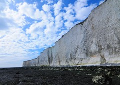 White Cliffs of Dover (gillybooze (David)) Tags: sky weather clouds vista whitecliffs dover ©allrightsreserved