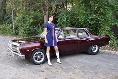 "1965 Chevelle Photo Shoot With Candace • <a style=""font-size:0.8em;"" href=""http://www.flickr.com/photos/85572005@N00/15320342687/"" target=""_blank"">View on Flickr</a>"