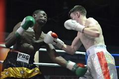 Ryan Wheeler v Elvis Makado (sophie_merlo) Tags: sport boxing ryanwheeler elvismakoda