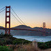 "Golden Gate Bridge at dusk • <a style=""font-size:0.8em;"" href=""https://www.flickr.com/photos/41711332@N00/15342974467/"" target=""_blank"">View on Flickr</a>"