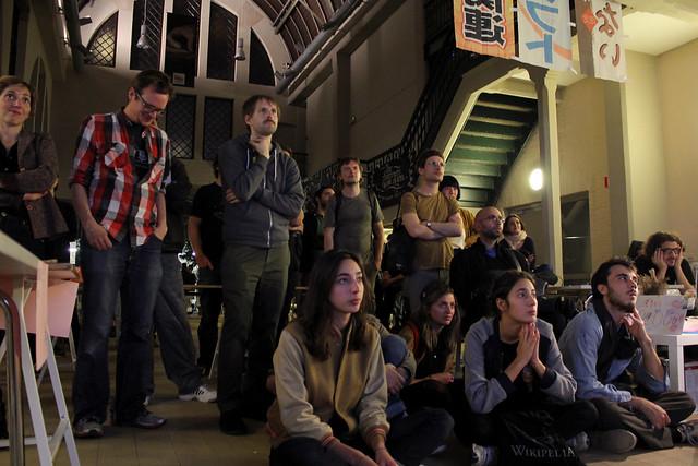 #yamiBrussels - Performance - JODI 9 (iMAL.org)