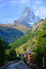 Zermatt - Switzerland (Sam Colavito) Tags: switzerland zermatt fotografia walkingaround samcolavito