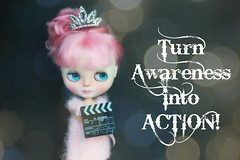 Turn Awareness into Action!