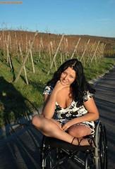 (AFN89) Tags: feet wheelchair disabled natalie footfetish amputee sak sexyfeet wheelchairwoman amputeefetish sexyamputee amputeenatalie
