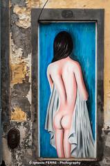 Nude door (Ignacio Ferre) Tags: door portugal nude puerta porta madeira funchal