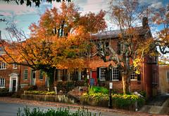 Court Square Inn (BobMical) Tags: dawn golden virginia nikon downtown charlottesville d300 courtsquareinn