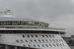 Oasis of the Seas (anat kroon) Tags: netherlands boot rotterdam barco ship cruiser crucero rccl nikond800 oasisoftheseas kroonenvanmaanenfotografie anatkroon