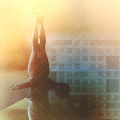 Restoration (tycampbe) Tags: camera new people usa abstract art yoga digital phone legs body pov room performance perspective arts atmosphere explore meditation posture spiritual popular fitness asana textured creations iphone constant featured 500px iphoneography ifttt mextures