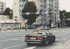Mercedes. (Dominika Anna Kozub) Tags: street car canon mercedes pale katowice