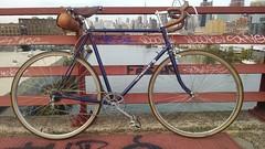 drysdale (jimn) Tags: bicycle vintage steel drysdale