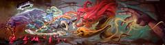 Fork4 X Fat Heat (FORK4 / AFX / SW307 / UBS) Tags: mural hand magic budapest fork heat afx cfs fatheat