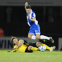"""Bristol Rovers v Dover 041014 • <a style=""""font-size:0.8em;"""" href=""""https://www.flickr.com/photos/125622569@N04/15480765315/"""" target=""""_blank"""">View on Flickr</a>"""