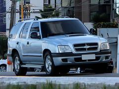 Chevrolet Blazer Colina 2.8 2008 (Marcos Acosta) Tags: auto brazil cars chevrolet car brasil automobile voiture chevy american carros carro vehicle brazilian autos suv blazer coches automóvel caminhonete todooterreno