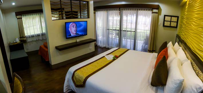 Bohol Beach Club -  Beachview Suite