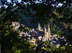 Conques, Aveyron (TourismeAveyron) Tags: abbaye conques aveyron abbatiale plusbeauxvillagesdefrance abbatialedeconques plusbeauxvillagesdefranceenaveyron