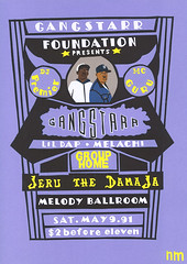 Gang Starr Foundation (Fake Yr Own Death) Tags: home dj group gang hip hop premier guru starr jeru