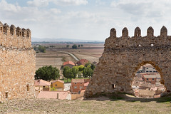 Alba (beckstei) Tags: castle landscape spain ruins huesca zaragoza aragon northern anies