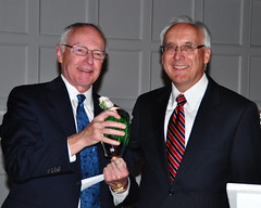 "Gene O'Sullivan (Chosky-Rauh Theatre Award Recipient)  and Chuck Moellenberg • <a style=""font-size:0.8em;"" href=""https://www.flickr.com/photos/107166297@N08/15517299129/"" target=""_blank"">View on Flickr</a>"