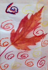 Warm Colors (sharon's artroom) Tags: warmcolors