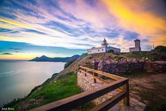 Faro de Portmán (La Unión) (Legi.) Tags: sunset faro atardecer nikon tokina cartagena 116 d600 portmán launión