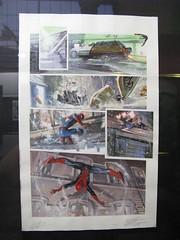 Lucca Comics & Games 2014 - Le bellissime tavole di Gabriele Dall'Otto (gloria.zavalloni1) Tags: mostra comics games lucca fumetti marvel illustrazione luccacomics