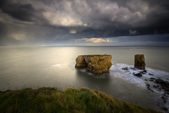 OUTWARD BOUND (Steve Boote..) Tags: longexposure northumbria northsea gitzo hoya whitburn tyneandwear southtyneside nd64 06s leefilters ndgrads 6stop canoneos7d singhrayfilters nd3reversegrad
