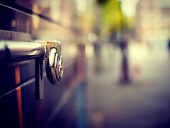 Locked (Vicktor Abrahams) Tags: wednesday bokeh lock f14 sigma locked omd 30mm bokehlicious omdem10