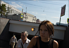 7_DSC6760 (dmitry_ryzhkov) Tags: life street city light portrait people urban woman motion color colour art public face look closeup architecture geotagged photography photo movement eyes europe moments shoot day shadows shot photos russia shots moscow live candid sony strangers streetphotography documentary streetportrait social scene human snaps colourful portfolio moment unposed dmitry humans ryzhkov slta77