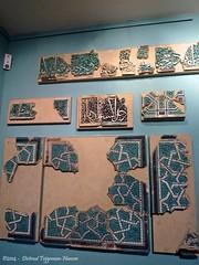 Hamburg - Museum voor kunst en ambachten (3|) (dietmut) Tags: museum germany ceramics hamburg tiles duitsland 2014 keramiek tegels panasoniclumix julijuly dmcfx500 kunstundgewerbe museumvoorkunstenambachten museumforartandcrafts hamburgmkg