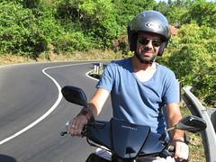 """Le biker ! <a style=""""margin-left:10px; font-size:0.8em;"""" href=""""http://www.flickr.com/photos/83080376@N03/15552097111/"""" target=""""_blank"""">@flickr</a>"""