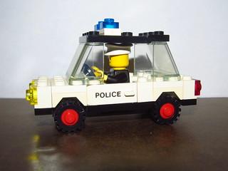 LEGO 6623 Police Car