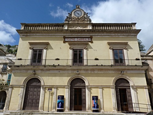 Modica (Rg) - Il Teatro Garibaldi