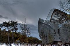 Fondation Louis Vuitton (Jean-Phi92) Tags: paris france ledefrance muse hdr faade immeuble batiments tamron2470 dtailsarchitecturaux canon7d architectureetbatiments