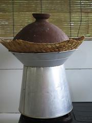 "cuisson du riz vapeur <a style=""margin-left:10px; font-size:0.8em;"" href=""http://www.flickr.com/photos/83080376@N03/15561768841/"" target=""_blank"">@flickr</a>"