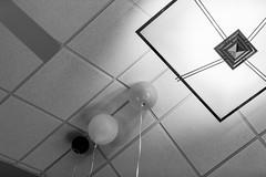 Ceiling (Enayetur Raheem) Tags: light grey balloon ceiling lonetree 6d 2014 70200f28isusmii