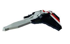 wild goose spaceship 1 (per_ig) Tags: wild lego goose spaceship miniscale